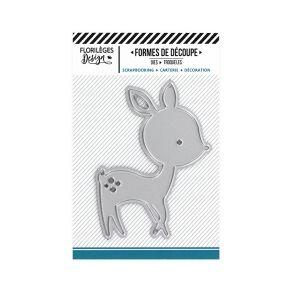 Outil de découpe MON PETIT FAON par Florilèges Design. Scrapbooking et loisirs créatifs. Livraison rapide et cadeau dans chaq...