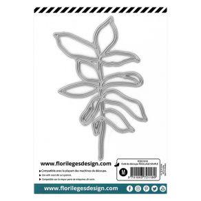 Outil de découpe FEUILLAGE SOUPLE par Florilèges Design. Scrapbooking et loisirs créatifs. Livraison rapide et cadeau dans ch...