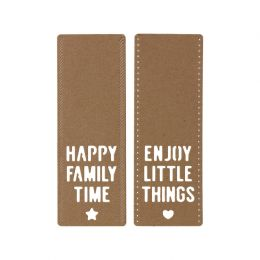 Outils de découpe HAPPY THINGS par Florilèges Design. Scrapbooking et loisirs créatifs. Livraison rapide et cadeau dans chaqu...