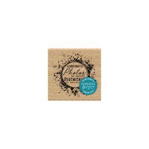 Parfait pour créer : Tampon bois allemand UNSERE GESCHICHTE SCHREIBEN par Florilèges Design. Livraison rapide et cadeau dans ...