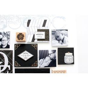 Outils de découpe ART DÉCO par Florilèges Design. Scrapbooking et loisirs créatifs. Livraison rapide et cadeau dans chaque co...