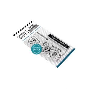 Tampons clear DENT DE LAIT par Florilèges Design. Scrapbooking et loisirs créatifs. Livraison rapide et cadeau dans chaque co...