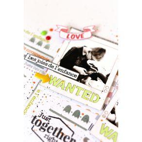 Commandez Outils de découpe WANTED GAMER Florilèges Design. Livraison rapide et cadeau dans chaque commande.