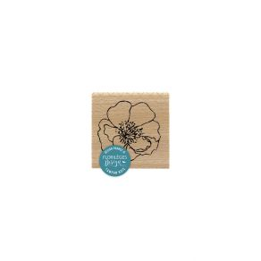 Tampon bois CHERRY BLOSSOM 1 par Florilèges Design. Scrapbooking et loisirs créatifs. Livraison rapide et cadeau dans chaque ...